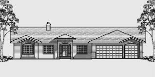 large ranch floor plans 4 bedroom house plans house plans with large master suite 3 car