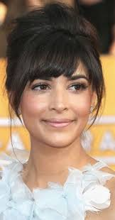 Bet Bangs For Thick Hair Low Forehead | best bangs for short forehead google search finals pinterest