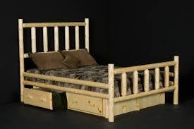 log underbed storage log bedroom furniture