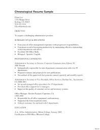 exles of chronological resumes high school resume exles for college admission 20 exle student
