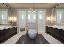 florida bathroom designs modern small bathroom remodel idea incorporating large windows