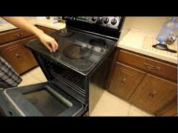 Ge Electric Cooktops Surface Electric Oven Range Stop Working Repair Replace Ge Glass