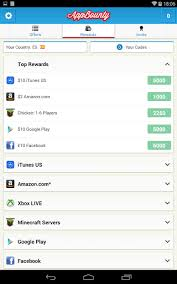 free gift cards app appbounty free gift cards android market