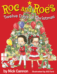 roc and roe u0027s twelve days of christmas nick cannon ag ford