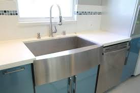pictures of farmhouse sinks 30 inch stainless steel single bowl curved front farm apron kitchen