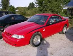 1995 mustang gt cobra 1995 ford mustang cobra 1 4 mile drag racing timeslip specs 0 60