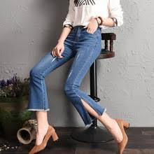 High Waist Bell Bottom Jeans Online Get Cheap High Waisted Bell Bottom Jeans Aliexpress Com