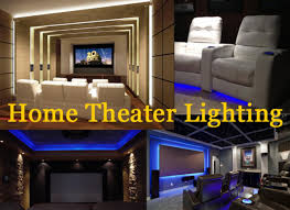 Home Theater Lighting Tips  Design And Ideas - Home theater lighting design
