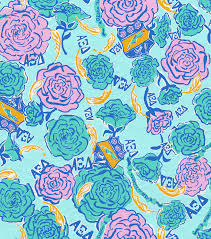 Lilly Pulitzer by Welcome Our New Print Class Lilly Pulitzer
