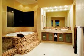 bathroom light fixtures as ideal interior for modern bathroom