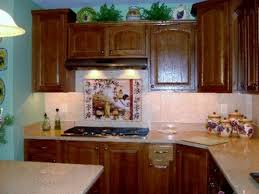 Rustic Kitchen Designs by Rustic Subway Tile Backsplash Kitchens With Rustic Themed