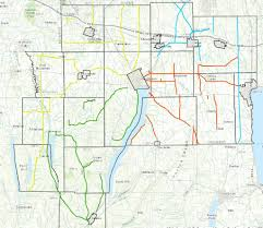 Canandaigua New York Map by Ontario County Traffic Count Webmap Ontario County Ny
