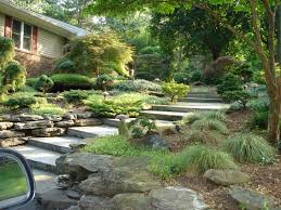 Easy Front Yard Landscaping - garden ideas bushes for front yard backyard landscaping ideas