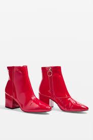 womens boots topshop buttercup heeled boots topshop