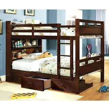 Headboard Bookshelf Bookcase Coaster Bookcase Bunk Bed Xo Solid Wood Loft Bed With