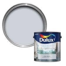 dulux travels in colour steel parade grey matt emulsion paint 2 5l
