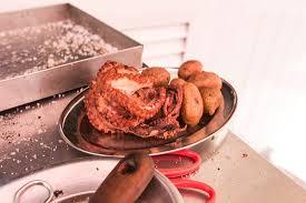 en cuisine le poulpe en cuisine un régal picture of restaurante funda
