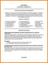 Gis Skills Resume 8 Construction Management Skills Resume Cashier Resumes
