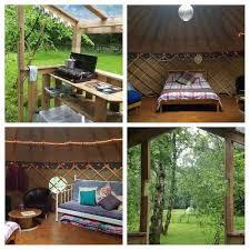 yurts u2014 hawes villa campervan site