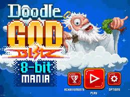 doodle god free doodle god 8 bit mania blitz apk free puzzle for