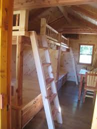 trophy amish cabins llc 10 x 20 bunkhouse cabinshown in the solid 1