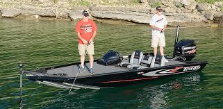 triton boats we take america fishing