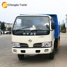 light duty dump trucks for sale china dongfeng 5tons small mini light duty dump truck for sale