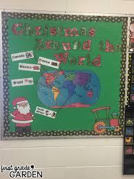 first grade garden december 2015