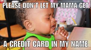 Bad Credit Meme - rick pаrty omg poor baby poorcredit badcredit facebook