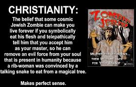 Zombie Jesus Meme - bad theology tumblr theology that makes me facepalm zombie jesus