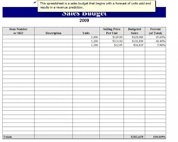 Financial Spreadsheet 12 Month Sales Forecast Example Sales Forecast Spreadsheet