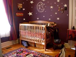 moon and stars beautiful wall decals