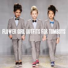 flower girl wedding roundup tomboy flower girl a practical wedding