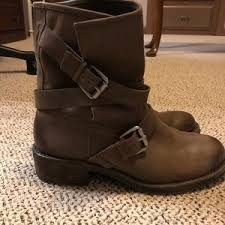 womens slouch boots size 9 50 lucky brand shoes lucky brand brown boots size 9 from