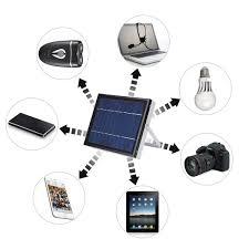 solar led lights for homes 6v 5w solar panel solar system 3 led light usb charger for indoor