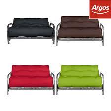 Argos Folding Bed Hygena Prim Fabric Ottoman Bed Light Grey Ebay