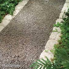 Walkway Ideas For Backyard by Garden Paths The Family Handyman