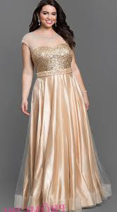 gold plus size prom dresses pluslook eu collection