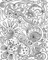 tribal abstract trippy coloring pages batch coloring