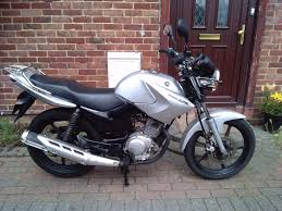 2011 yamaha ybr 125 manual motorbike new 12 months mot just been