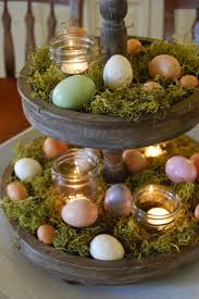 Best Easter Table Decorations by Best 25 Easter Decor Ideas On Pinterest Diy Easter Decorations