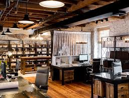 Industrial Office Design Ideas Office Industrial Look Office Design Interior Ideas Office