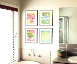 wall decor for bathroom ideas 50 fresh bathroom wall decor ideas derekhansen me