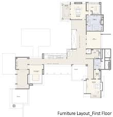 home theater floor plans gallery of the frill house hiren patel architects 17