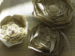 102 best book page paper ornaments images on paper
