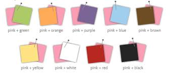 what colors go with pink ohio trm furniture
