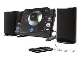 coby home theater system coby cxcd380blk micro cd player stereo system with pll am fm tuner