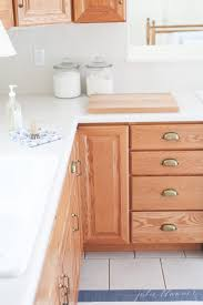how to update honey oak kitchen cabinets updating a kitchen with oak cabinets without painting them