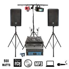party equipment party power nottingham pa dj disco lighting hire home page