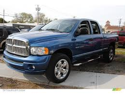 Dodge Ram Daytona - 2005 atlantic blue pearl dodge ram 1500 slt daytona quad cab 4x4